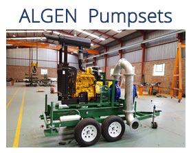 Algen-Pumpsets