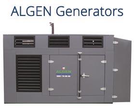 Algen-generators